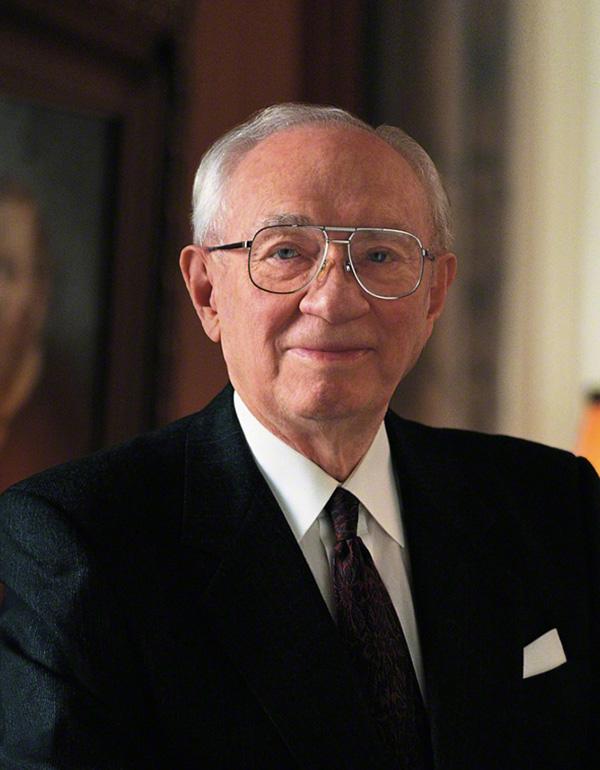 Gordon B. Hinckley photo