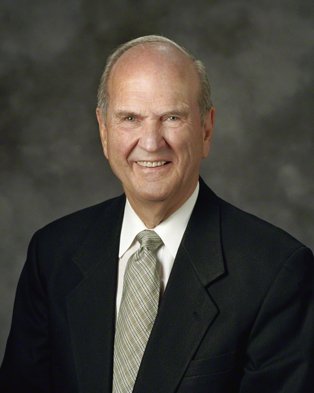 Russell M. Nelson photo